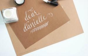 Dear Danielle Life + Relationship Advice