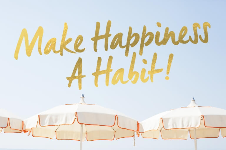 Make Happiness Habit Challenge