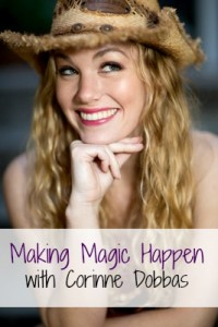 Making Magic Happen Corinne Dobbas