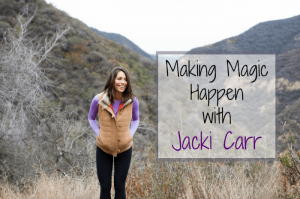 Magic Happen with Jacki Carr