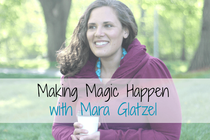 Mara Glatzel Interview
