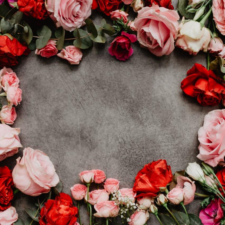 Blogs I love beautiful flat lay flowers