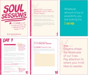 Soul Sessions Preview Pages