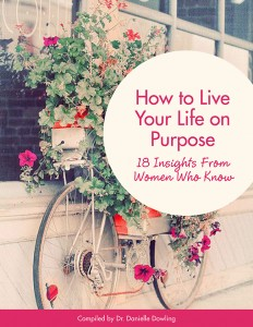 How to Live on Purpose Free Ebook