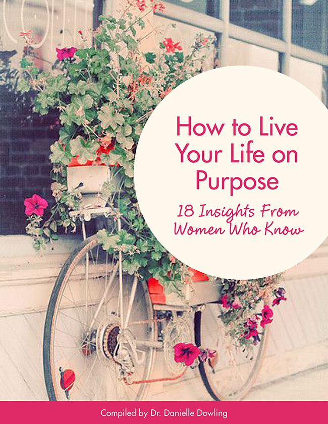 how to live your life on purpose free ebook