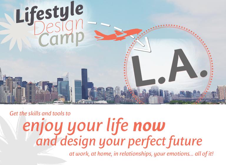 Lifestyle Design Camp in LA