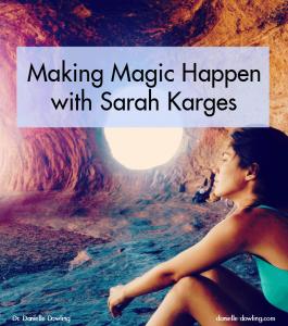 Sarah Karges Interview