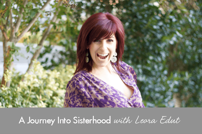 journey into sisterhood