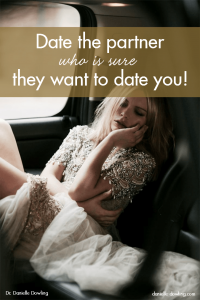 partner who is sure they want to be with you