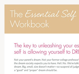 Essential Self Workbook free download