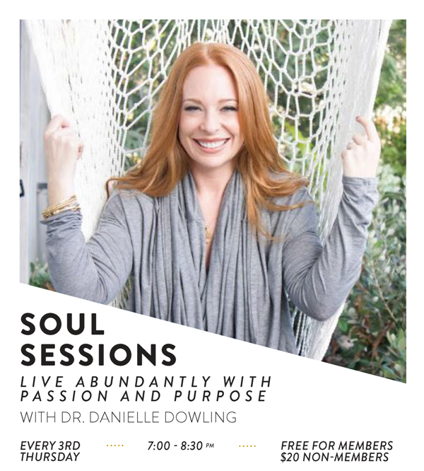 Soul Sessions Live Events in Los Angeles at Wanderlust Hollywood