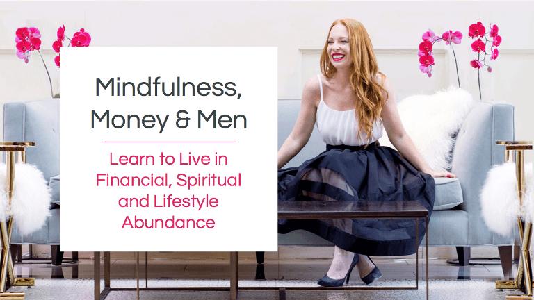 Mindfulness, Money and Men Online Program