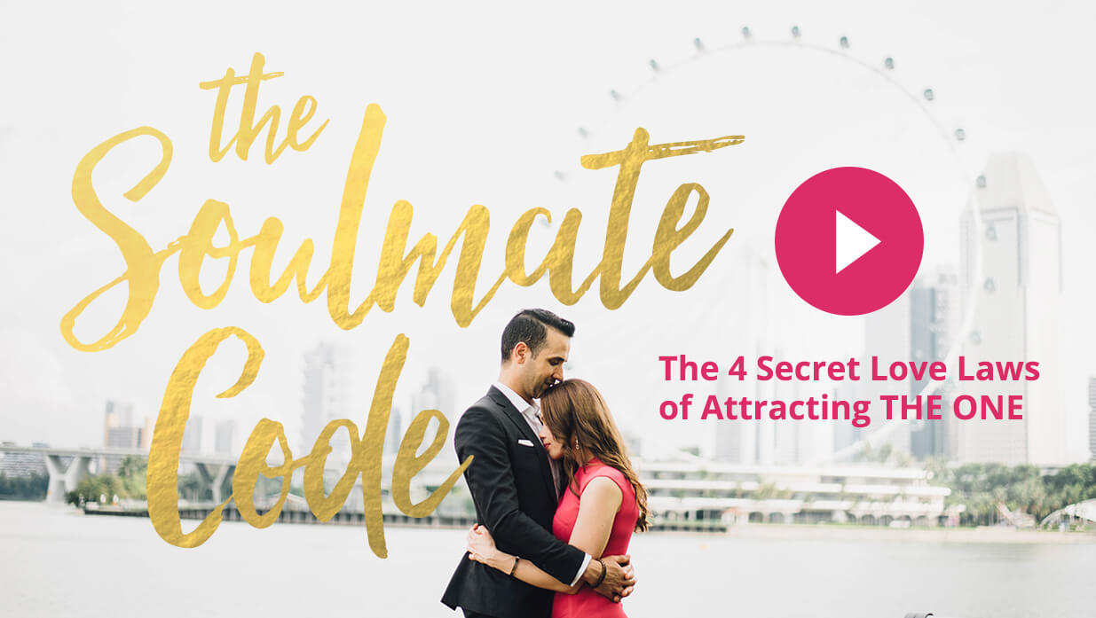 the soulmate code: the 4 secret love laws of attracting the one