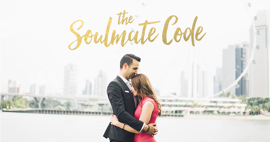 The Soulmate Code by Love Coach Dr. Danielle Dowling